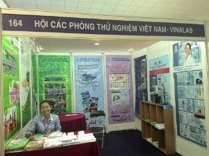"""Viện An toàn thực phẩm FSI (Food Safety Institute) tham gia """"Ngày hội Quốc Tế thực phẩm chức năng & Các sản phẩm làm đẹp, Chăm sóc sức khỏe Việt Nam 2014"""""""