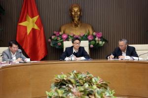 Kết luận của Phó Thủ tướng Vũ Đức Đam tại cuộc họp Ban Chỉ đạo liên ngành Trung ương về ATTP