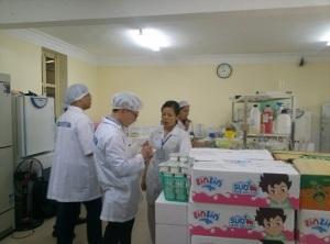 FSI đánh giá chứng nhận hợp quy thực phẩm Công ty Cổ phần Elovi Việt Nam