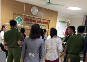 Điều tra vụ nghi ngờ ngộ độc thực phẩm tại Phú Thọ