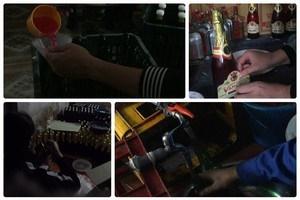 """Dừng hoạt động cơ sở sản xuất rượu vang """"siêu tốc"""""""