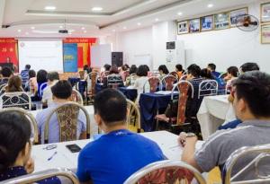 Thư mời tham gia các khóa tập huấn về GMP thực phẩm bảo vệ sức khỏe