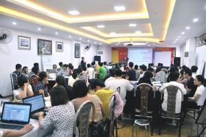 Thư mời tham dự tập huấn, đào tạo về an toàn thực phẩm
