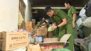 Đà Nẵng: Kho dược liệu có nhiều loại thuốc đã hết hạn