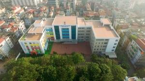 Hà Nội: Gần 20 học sinh nghi bị ngộ độc thực phẩm tại Trường tiểu học CGD Victory