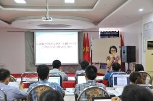 FSI phối hợp với Cục ATTP tổ chức khóa đào tạo kỹ thuật lấy mẫu thực phẩm